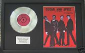 "THE SEARCHERS 7"" Platinum Disc &songsheet  SUGAR AND SPICE"